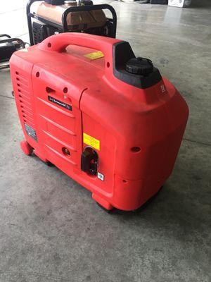 3500 watt inverter gas generator 3200w rv camping emergency blackout for Sale in Rowland Heights, CA