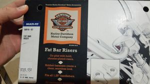Harley Davidson HD handlebar risers for Sale in Egg Harbor City, NJ