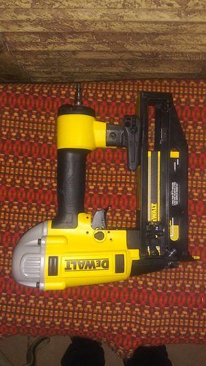 Dewalt Nail Gun for Sale in Oklahoma City, OK