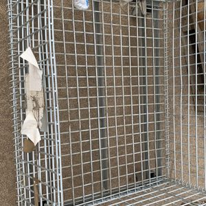 Steel Pallet Cage for Sale in Perris, CA
