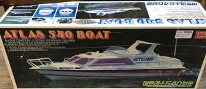 Radio controlled electric powered cruiser for Sale in Tacoma, WA