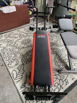 Weirder ultimate body workout machine for Sale in Metairie, LA