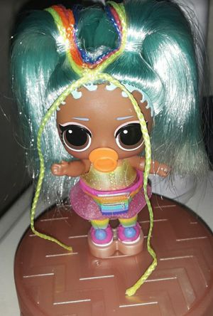 Rare lol surprise doll rainbow raver for Sale in Glendale, AZ
