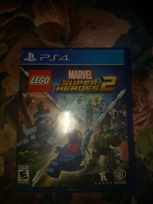 Lego Marvel Superheroes 2 PS4 for Sale in Fort Worth, TX