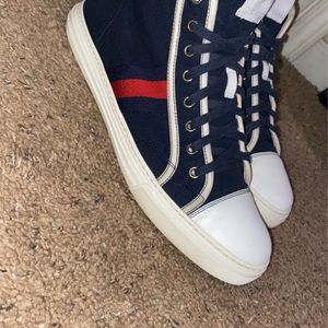 Gucci Lace-up Hi-top Sneakers for Sale in Dallas, GA