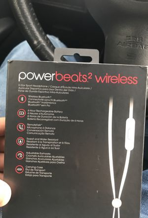 Powerbeats wireless 2 for Sale in Whittier, CA