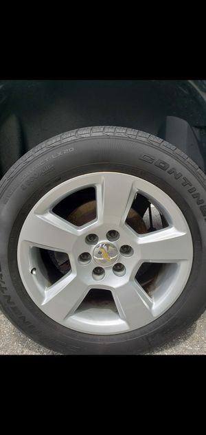 Chevy 20 inch Rims for Sale in Poinciana, FL