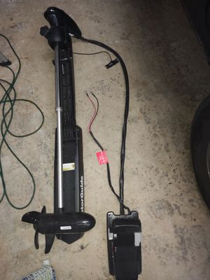 Motorguide Bow Mount Trolling Motor Never Used for Sale in South Hill, WA