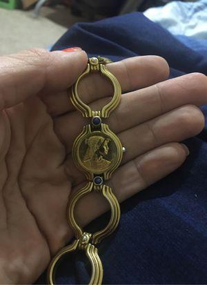 The Franklin Mint Cleopatra Bracelet Watch for Sale in Collierville, TN