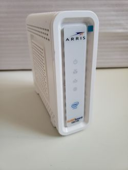 Arris SURFboard SB6190 SB00DXD6190 1x Gigabit Port DOCSIS 3.0 Cable Modem for Sale in Adelphi,  MD
