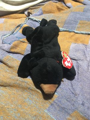1st edition rare blackie beanie baby for Sale in Roseville, CA