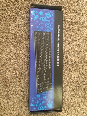 USB keyboard - Brand new for Sale in Bend, OR