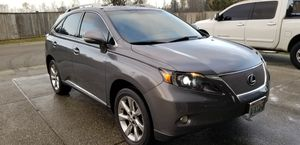 2012 Lexus RX 350 AWD, Mint condition low miles for Sale in Marysville, WA