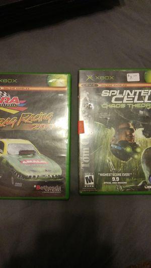 Original XBOX Games for Sale in Pelzer, SC