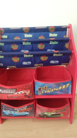 Kids book and toy organizer for Sale in El Mirage, AZ