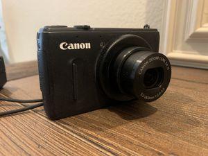 Canon s100 digital powershot camera for Sale in Las Vegas, NV
