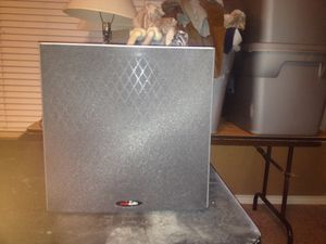 Polk audio subwoofer for Sale in Centennial, CO