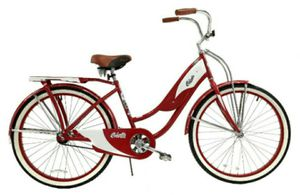 "Columbia Women's 1952 Vintage 26"" Cruiser Bike - Red for Sale in Dearborn, MI"