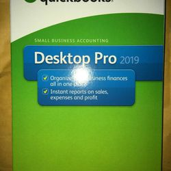 QuickBooks Desktop Pro Mac and Windows for Sale in Boca Raton,  FL