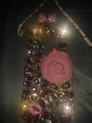 💖💖New Samsung S9+ Cell pH Beaded Case for Sale in Phoenix, AZ