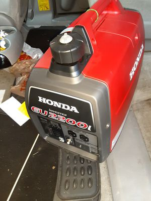 HONDA GENERATOR 2200 BRAND NEW$700 for Sale in The Bronx, NY