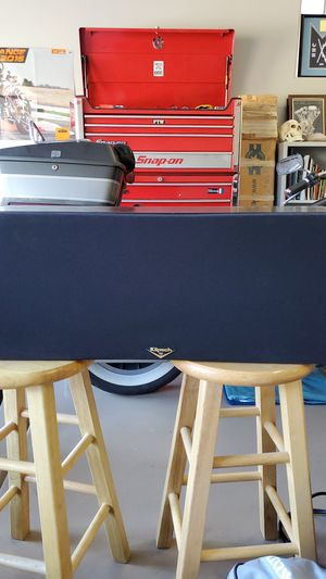 Klipsch Center speaker for Sale in Goodyear, AZ