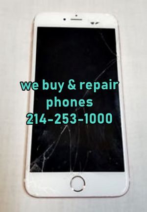 Iphone 6s+ screen for Sale in Richardson, TX