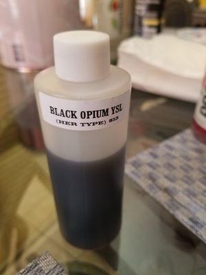 YSL Black Opium type for women 10ml roll on oil for Sale in Land O Lakes, FL