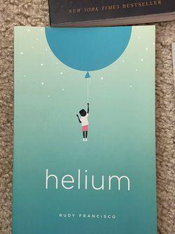 Helium Book for Sale in Hayward,  CA