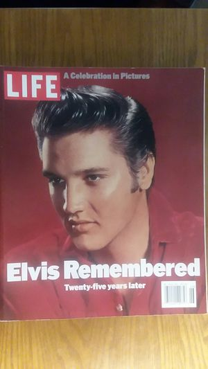 Elvis life magazine for Sale in Garfield Heights, OH