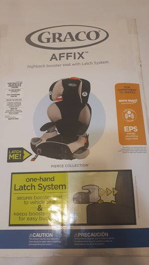 NEW in Box Graco Affix car seat for Sale in Chicago, IL