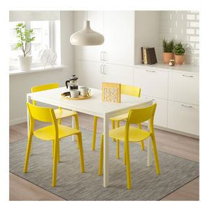 IKEA Yellow Chairs x5 for Sale in Federal Way, WA