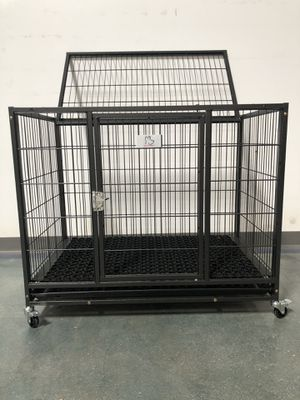 Brand new dog pet kennel cage crate house with heavy duty rubber mat in factory sealed box🇺🇸 see dimensions in second picture🐕🐕 for Sale in Las Vegas, NV