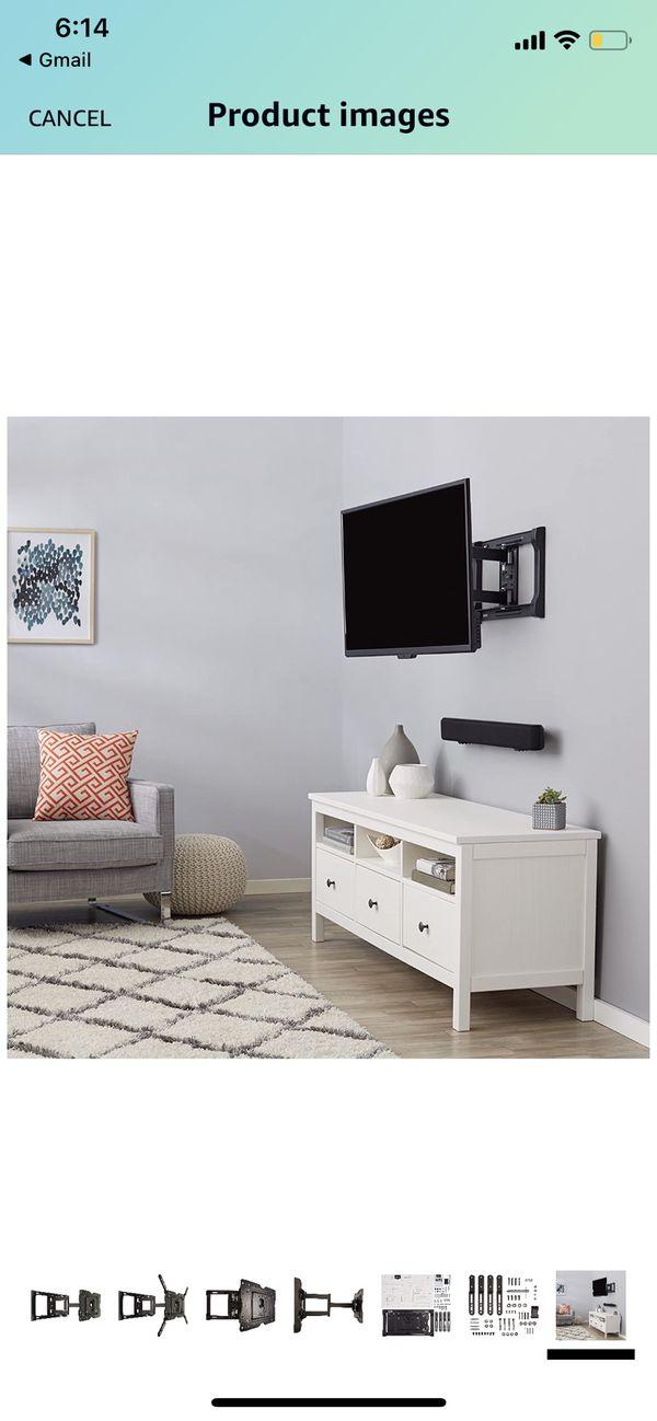 Amazon Basics Wall TV mount