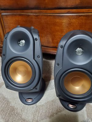 klipsch rsx 5 reference speakers pair great sound for Sale in Long Beach, CA