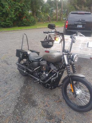 2019 Harley Davidson Street Bob Milwaukee 8 107 stage 1 kit for Sale in Warren, OR