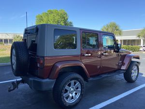 2007 JEEP WRANGLER 4x4 CLEAN TITLE $12500 NEGOTIABLE for Sale in Winter Park , FL
