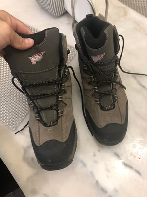 Red Wing men Work boots side 12 for Sale in Dumfries, VA