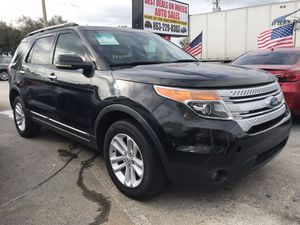 2012 ford explorer for only $500 downpayment out the door!!! for Sale in Winter Haven, FL