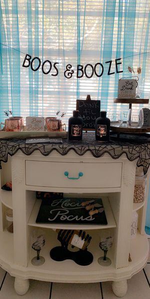 Buffet table for Sale in Hesperia, CA