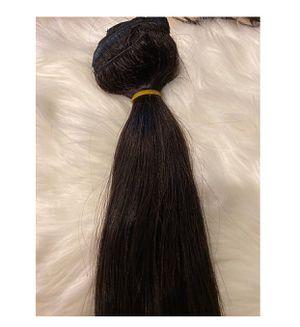 Clip ins soft black for Sale in Whittier, CA