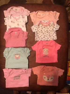 Onesies 3-6 months for Sale in Baltimore, MD
