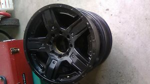 """two 20"""" 8 lug Chevy rims for Sale in Portland, OR"""