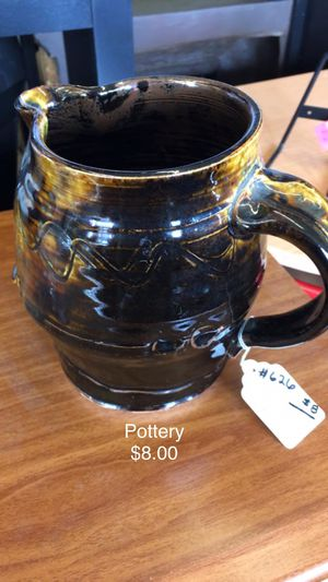 Pottery Pitcher for Sale in Saint Robert, MO