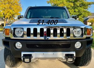 👑📗$14OO URGENT I sell my family car 2009 Hummer H3 📗Runs and drives great. for Sale in Arlington, VA