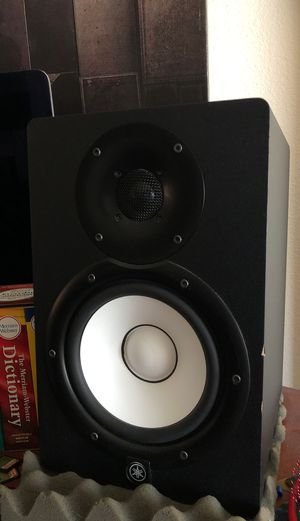 Yamaha HS7 Pair Powered Studio Monitors $500 OBO for Sale in Oakland, CA