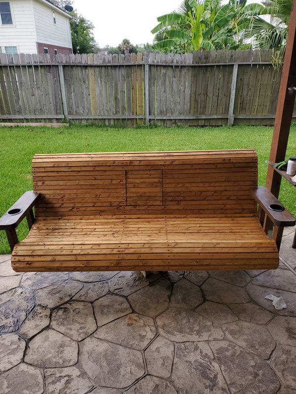 🔥🔥6ft Patio / porch swing bench🔥🔥