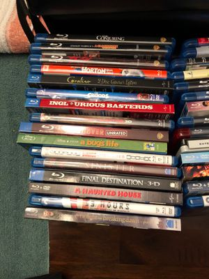 Used Blu Ray Movies (7 available) for Sale in White House, TN