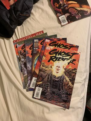 6 ghost rider comics for Sale in Riverside, CA