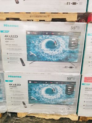 55 INCH HISENSE H8 PLUS 4K SMART TV for Sale in Chino Hills, CA